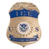 100 %a Ssurance Quality Souvenir Metal Badges Plating