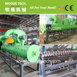 plastic pet bottle label remover machine