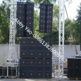 Vt4889 Dual 15 Inch 2700W Output Line Array, Acting Sound, Outdoor Speaker