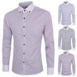 Wholesale Men's Formal Fashion Long Sleeve Dress Shirt (A420)