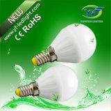 3W 4W 6W E27 85-265V Plastic Lighting with RoHS CE