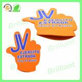 Cut Foam EVA Cheering Foam Hand with Beautiful Printing (JFH02)