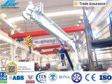 Elecric Hydraulic Crane with Stainless Steel Pipes