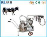 Vacuum Pump Double Bucket Cow Milking Machine