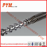 High Frequency Alloy Screw and Barrel for PP