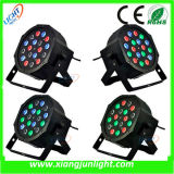 18X3w Indoor RGB LED PAR Can Stage Light LED Bulb