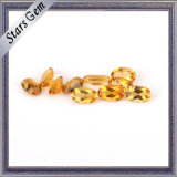 Good Quality Brilliant Yellow Natural Citrine Gemstone for Jewelry