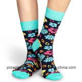 Happy Mens Classic Padded Tube Socks