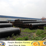 Thick Wall Spiral Steel Pipes LSAW /Saw