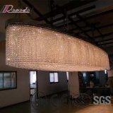 Decorative Pendant Lamp K9 Luxury Crystal Customized Chandelier