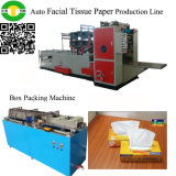 Automatic V-Folding Facial Tissue Paper Machine