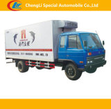 Dongfeng 4*2 10cbm Refrigerated Truck