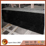 High Quality Black Galaxy Granite Countertop for Kitchen