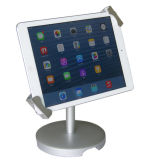 Lockable Desktop iPad Kiosk Enclosure with Base for iPad2 Tablet PC