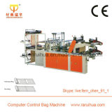 Supermarket Use Packing Onion Bag Making Machine