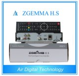 DVB S/S2 FTA HD Zgemma H. S Dual Core Satellite Receiver