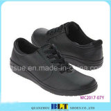 PU Leather Golf Style Sneaker Shoes