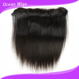Wholesale Cheap Human Hair Lace Closure, Ear to Ear 13X4 Lace Frontal Closure (F-002)