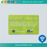 13.56MHz RFID Ving Card for Visa Card Safety