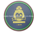 Customized Chamber Exclusive Use Soft PVC Coaster (CC-5268)
