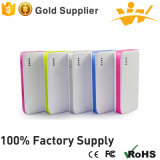 5600mAh Colorful Portable Power Bank Phone Charger