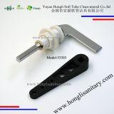 53303 Zinc Alloy Cistern Handle, Toilet Side Lever Flush Handle