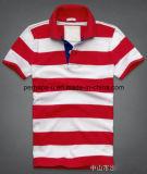 Sunshine Mens Colorful Stripe Polo Shirt
