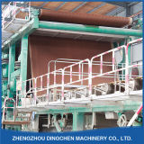 High Strength Waste Paper Recycling Test Liner Paper Making Machine