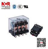125VDC General Purpose Relay /Industrial Relays (HHC68A-4Z)