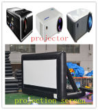 Rear Projection Inflatable Screen, Movie Theater Screen, Cinema Screen