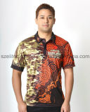 Personalized OEM Service Polyester Polo Shirt (ELTMPJ-620)