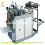 High-Speed Heat-Sealing and Heat-Cutting Bag Making Machine