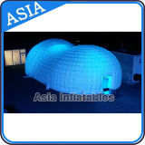 Beautiful Inflatable Dome Event Tent with Lighting