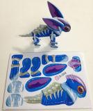 3D Paper Puzzles for Children