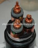 Underground Medium Voltage Swa or Sta Armoured XLPE Cable