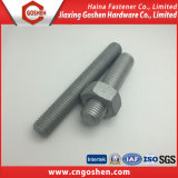 HDG DIN976 Stud Bolt and Nut