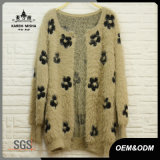 Women Flora Warm Fur Winter Coat Sweater