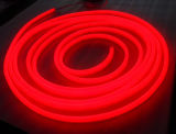 CE, RoHS Approved Red LED Neon Tube Light