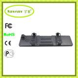 Dual Lens Vehicle Car Camera DVR Video Recorder, 4.3 Inch TFT Car DVR, HD Car Rearview Mirror