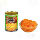 Whole Segment Canned Mandarin Orange in Light Syrup