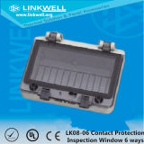 Switchgear Panel IP54 Viewing Window (LK08-06)