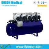 Silent 180L Dental Air Compressor Support 10 Dental Unit