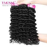 Hot Selling Deep Wavy Brazilian Human Hair Weave