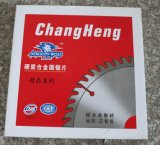 Tct Saw Blade for Cutting Aluminum Profession Type