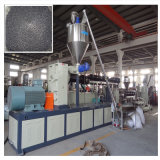 Crushed Film or Flakes Recycling Pelletizing Machinery