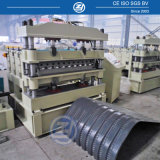 Steel Roof Panel Forming Roll Curving Machine