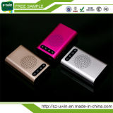 Smartphone Power Bank with Bluetooth Speaker Charger