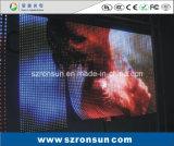 New P12.5mm Flexible Curtain LED Display Screen