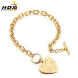 Fashion Stainless Steel Jewelry Bracelets Ladies Heart Bracelets (hdx1063)