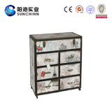 Wholesale Vintage Wooden Storage Cabinet Design for American and European